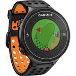 Garmin Approach S6 Swing Trainer and GPS Golf Watch with Color Touchscreen (Orange)