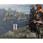DEGICA RPG Maker VX Ace DLC: High Fantasy 2 Resource Pack (PC)
