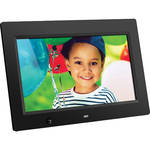 "Aluratek 10"" Digital Photo Frame with Motion Sensor and 4GB Built-In Memory"