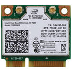 Intel Dual Band Wireless-AC 7260 Adapter