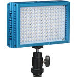 Dracast LED160 3200K Tungsten On-Camera Light (Aluminum, Blue)