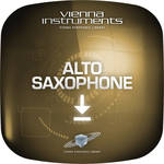 Vienna Symphonic Library Alto Saxophone - Vienna Instrument (Full Library, Download)