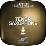 Vienna Symphonic Library Tenor Saxophone Upgrade to Full Library - Vienna Instrument (Download)