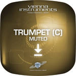 Vienna Symphonic Library Trumpet (C, Muted) - Vienna Instruments (Standard Library, Download)