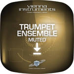 Vienna Symphonic Library Trumpet Ensemble Muted - Vienna Instruments (Extended Library, Download)