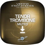 Vienna Symphonic Library Tenor Trombone Muted - Vienna Instruments (Full Library, Download)