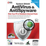iolo technologies System Shield AntiVirus and AntiSpyware (Whole Home License)