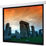 "Draper 116507QLP Targa 120 x 120"" Motorized Screen with Low Voltage Controller, Plug and Play, and Quiet Motor (120V)"