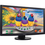"ViewSonic 21.5"" Full HD Multimedia Ergonomic SuperClear ADS Display Monitor"