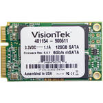 VisionTek mSATA TAA Compliant Solid State Drive (120GB)