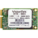 VisionTek mSATA TAA Compliant Solid State Drive (240GB)