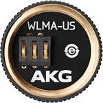 AKG WLMA-US Third Party Adapter for Shure Wireless Mic Heads