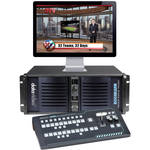 Datavideo TVS-1200 Trackless Virtual Studio System (SDI)