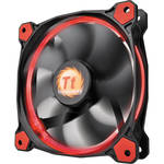 Thermaltake Riing 12 LED 120mm Radiator Fan (Red)