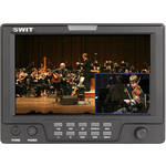"SWIT S-1071F(EFP) 7"" EFP Field LCD Monitor with Picture-in-Picture Function and Dual HD Video Input"