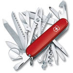 Victorinox SwissChamp Pocket Knife (Red, )