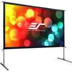 "Elite Screens Yard Master 2 Rear Projection Screen (44.1 x 78.4"")"