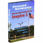 Phantom Knowledge Step-by-Step Training for the DJI Inspire 1 (DVD)