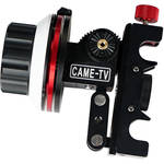 CAME-TV FF-01 Follow Focus System with A/B Hard Stops for 15mm Rod