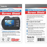 SeaLife Screen Shield for micro HD, micro HD+, and GoPro Cameras (2-Pack)