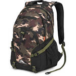 High Sierra Loop Backpack (Whamo Camo / Black / Moss)