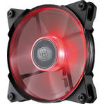 Cooler Master JetFlo 120 Ultra Cooling Fan (Red)