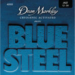 Dean Markley 2555 Blue Steel Electric Guitar Strings (12-54, 6-String Set)