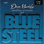 Dean Markley 2557 Blue Steel Electric Guitar Strings (13-56, 6-String Set)
