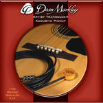 Dean Markley Artist Transducer Acoustic Pickup
