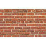 "Savage Printed Background Paper (53"" x 18', Red Brick)"