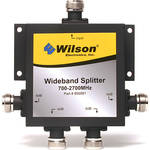 Wilson Electronics 4-Way Splitter with N-Female Connectors