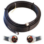 Wilson Electronics WILSON400 N-Male to N-Male Cable (50', Black)