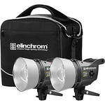 Elinchrom Scanlite Halogen 300/650W Set