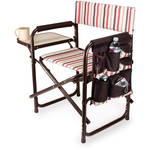Picnic Time Sports Chair (Moka Collection)