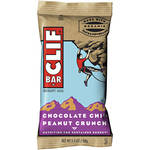 Clif Bar Energy Bars (Chocolate Chip Peanut Crunch, 12-Pack)