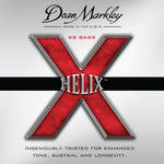 Dean Markley 2615 Helix SS Bass Guitar Strings (50-105 Gauge, 4-String Set)
