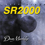 Dean Markley SR2000 Bass Guitar Strings (Medium Custom, 5-String Set, 47-127)