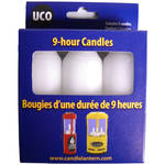 UCO 9-Hour Candles (3-Pack)