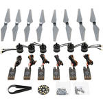 DJI E305 Tuned Propulsion System for Multi-Rotor UAVs (6 Motors/ESCs / 4 Prop Pairs)