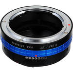 FotodioX Pro Lens Mount Adapter for Mamiya E-Mount Lens to Canon EF-M Mount Camera