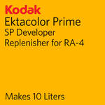 Kodak Ektacolor Prime SP Developer Replenisher for RA-4 (Makes 10 Liters)