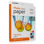 "ColorWay High Gloss Photo Paper (8.5 x 11"", 50 Sheets, 230 gsm)"