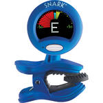 Snark SN-1 Clip-On Guitar & Bass Tuner (Blue)