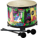 REMO Kids Floor Tom and Mallets