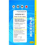 Katadyn Micropur Purification Tablets (30-Pack)