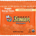 Honey Stinger Organic Energy Chews (Orange Blossom, 12-Pack)