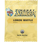 Honey Stinger Organic Waffles (Lemon, 16-Pack)