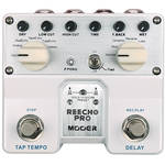MOOER Twin Series Reecho Pro Digital Delay Pedal