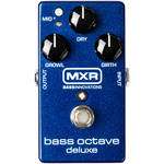 MXR M288 Bass Octave Deluxe Pedal for Bass Guitar