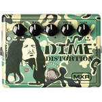 MXR DD11 Dime Distortion Effects Pedal